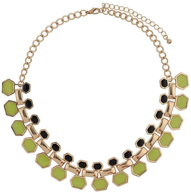 Topshop Hexagon Collar (20€)