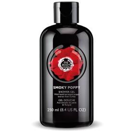 Smoky Poppy Shower Gel