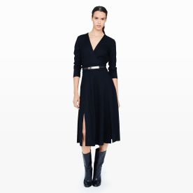Delphine Wrap Dress $229